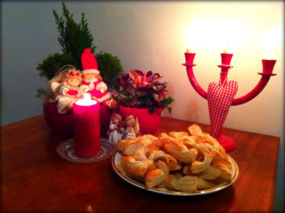 Joulutunnelmaa. Kuva: Susanna Salokannel
